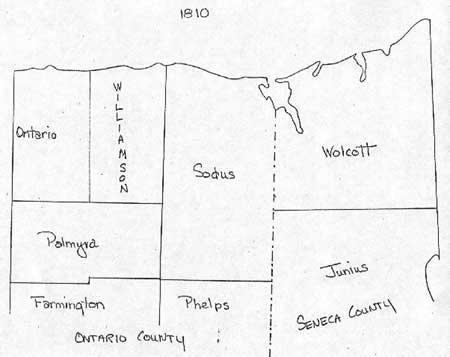 1810 Map 1820 Map