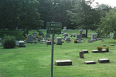 photo of Elmwood Cemetery